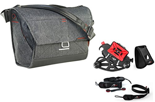 Peak Design Everyday Kit Includes  Photo/Laptop Messenger Ba