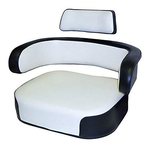 Seat Farmall (7152 New IHC IH Farmall Vinyl Seat 504 656 706 806 1026 756 856 1206 1256 1456 +)