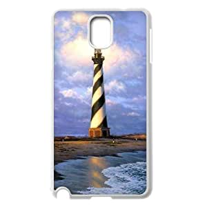 QNMLGB Lighthouse1 Phone Case For Samsung Galaxy note 3 N9000 [Pattern-1]