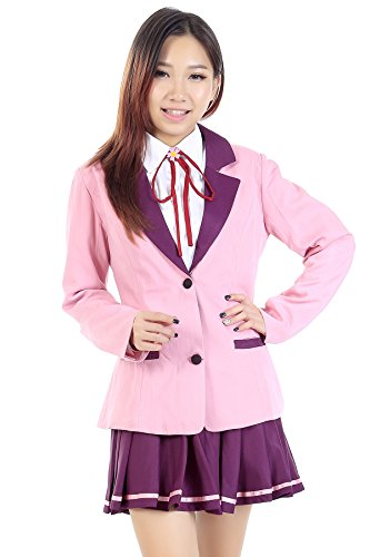 ICEMPs MM! Group Emu Emu! Sakuramori High School Winter Female Set Kid S (2)