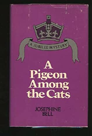 book cover of A Pigeon Among the Cats