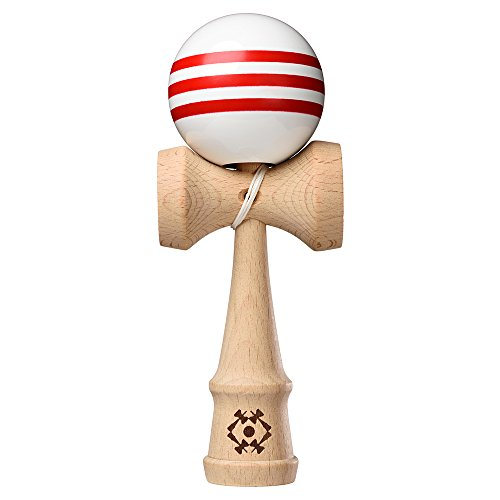 Kendama USA Tribute White Stripes