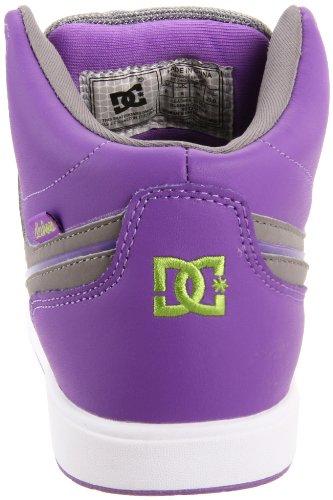 para de mujer Morado MID DC Zapatillas Shoe Womens University cuero D0303211 Shoes zw4qfR