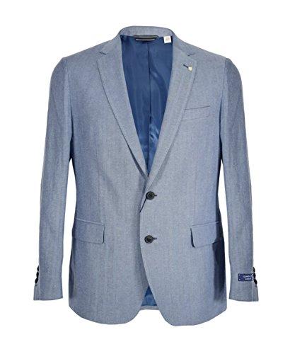 Gant - Blazer - Homme bleu bleu