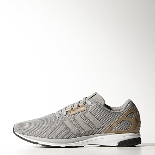 ADIDAS ZX FLUX TECH running mixte Adulte gris