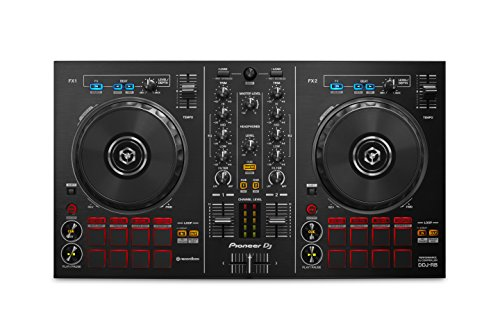 Big Save! Pioneer DJ DDJ-RB Portable 2-channel Controller for rekordbox dj