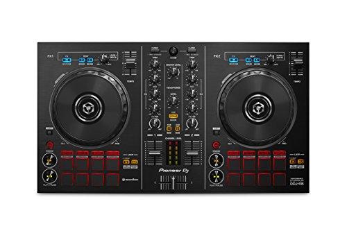 Pioneer DJ DDJ-RB Portable 2-channel Controller for rekordbox ()