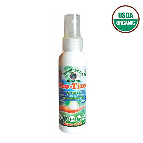 Natural All Purpose Cleaner, Hand Sanitizer Travel Size, - Wood Hearth Gate