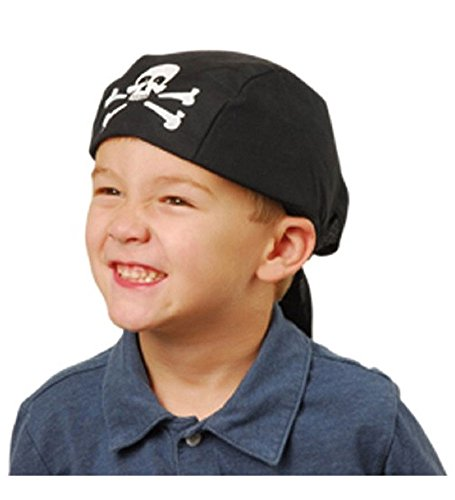 [Pirate Hats - Pirate Costume for Kids - Pirate Accessories by Funny Party Hats] (Pirate Clothing And Accessories)