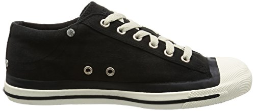discount get to buy Manchester sale online Diesel Women's Exposure Iv W Low-Top Sneakers Black (H0144 H0144) JUg5Qp