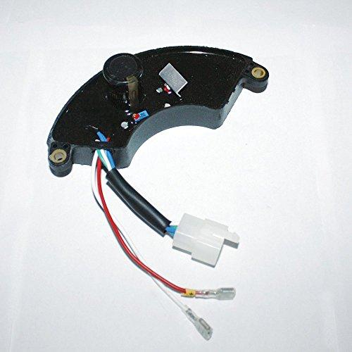 JXPARTS 5500 W 5500 Watt Generator AVR Automatic Voltage Regulator Rectifier 5.5KW Generator AVR