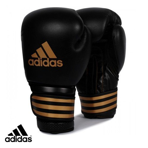 Adidas Leather Wrap - adidas Super Pro Training Gloves (14oz)