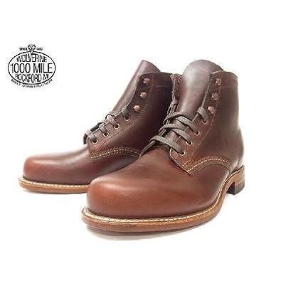 amazon ウルヴァリン wolverine 1000mile boots 1000マイルブーツ
