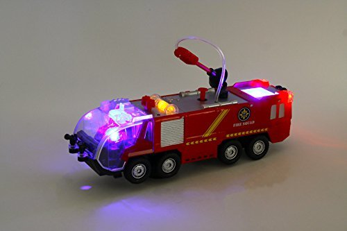 battery operated fire truck - 7