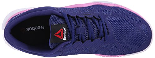 Reebok Women's Zprint Training Shoe Night Beacon/Collegiate Navy/Icono Pink/White Rn7PJI