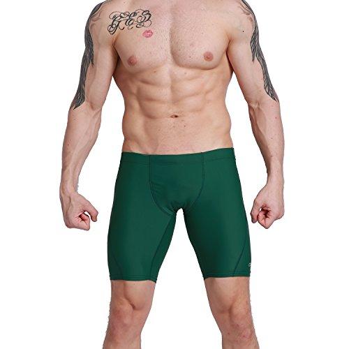 wholesale GOGOHOT Mens Swim Trunks Middle Beach Swimwear hot sale