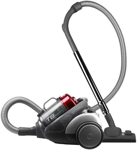 AEG AET 3520 - Aspirador sin bolsa, multiciclónico, 1500 W, color rojo metalizado: Amazon.es: Hogar