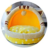 Best Brentwood Home Brentwood Home Memory Foam Dog Beds - Warm Puppy House for Small Dog Cat Sleeping Review