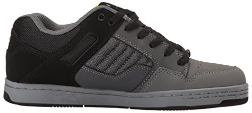 125 Herren DVS Sneakers 9 Nubuck Black Schwarz Enduro Charcoal UK Shoes 5 BwqCqp