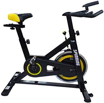 FP-TECH FP-SB-L001 Bicicleta de Spinning Unisex - Adulto, Negro ...