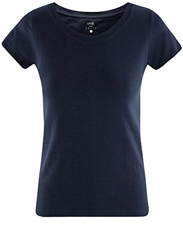 Ultra 7900n Blu T Cotone Basic Shirt oodji Donna in pdxCqwBB8