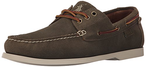 Polo Ralph Lauren Men's Bienne II, Olive, 9.5 D US