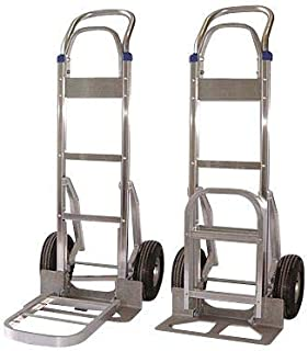 Large Capacity Hand Trolley - 150kg Max Load