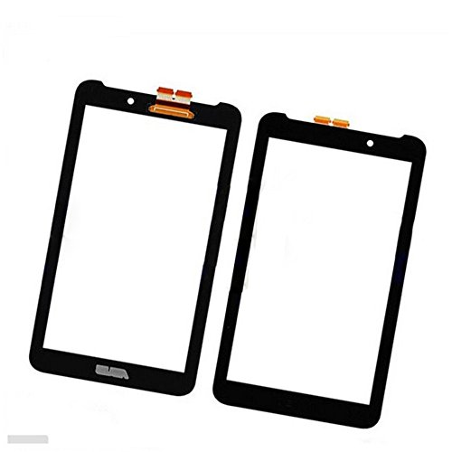 free shipping 7 inch front panel touch screen digitizer glass