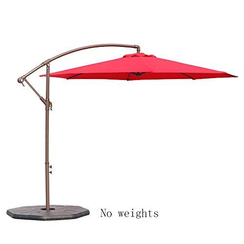 Side Post Patio Umbrellas - 1