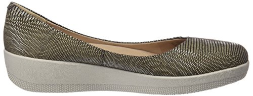 Marrone Lizard Donna Infradito chocolate Fitflop 1q8yR7wq