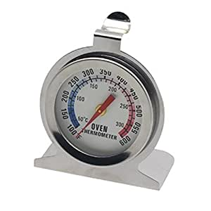 Cooking Thermometers Stainless Steel Oven Thermometer Temperature Gauge