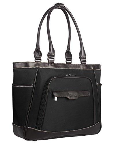 Shoulder Bag Women Bag Coolbell Waterproof Bag / Hand Bag Fashion Package / Light / Durability And Portable For Casual Black Canvas Bag (black)