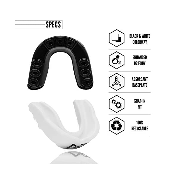 Nxtrnd Rush Sports Mouth Guard - 2 Pack Mouthguard 4