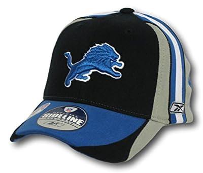 Fan Apparel Detroit Lions Child Sideline Tri-Color Flex Fit Hat Lid Cap