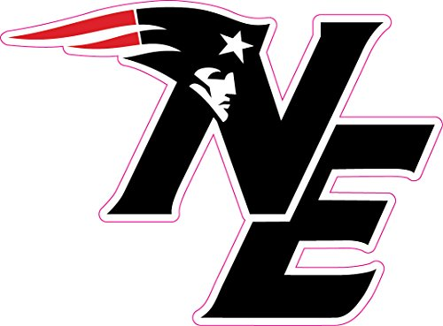 New England Patriots Decal - 3