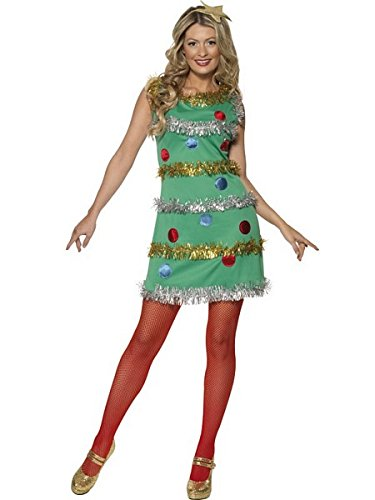 Christmas Trees Direct Uk - Christmas Tree Adult Costume - Large