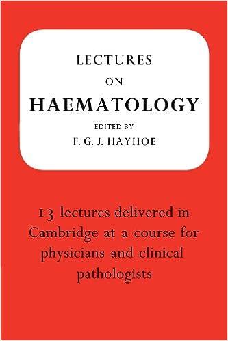 Libros Gratis Descargar Lectures On Haematology Kindle Lee Epub