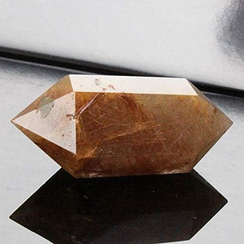 ルチルクォーツ ポイント Stone インテリア クラスター 原石 石 Point ポイント rutile quartz 金針水晶 魔除け 置物 浄化 パワーストーン 天然石 パワーストーン a18902