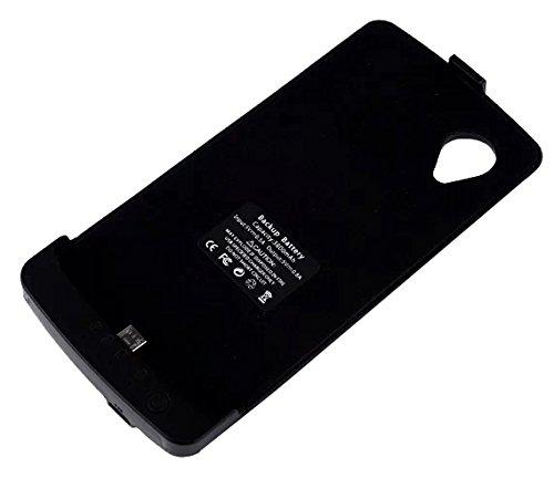 8 opinioni per Vanda®-Custodia Case Cover Batteria Esterna Carica Aggiuntiva LG Nexus 5