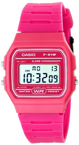 Casio F 91WC 4ACF Classic Digital Display
