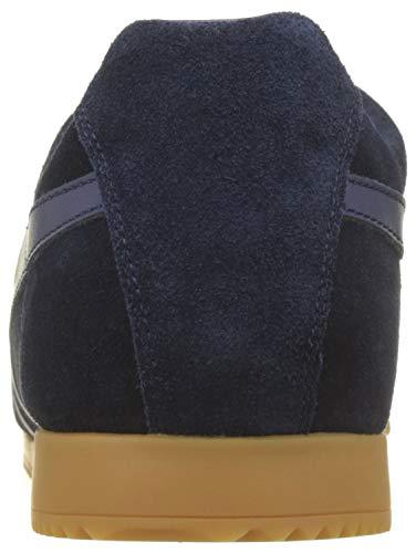 Gola Ei Gum Navy Blue Sneaker Suede Uomo Navy Harrier rwBrgq4