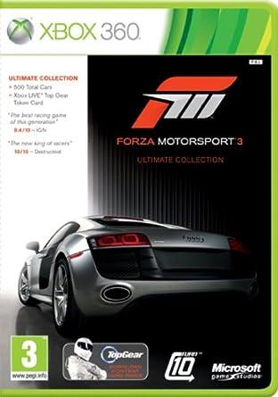 Forza Motorsport 3 - Ultimate Edition (Xbox 360): Amazon co