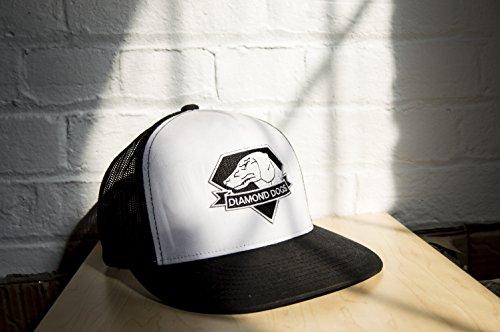 Diamond Dogs Metal Gear Solid Trucker Hat Snapback