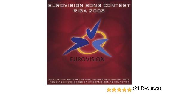 Eurovision Songs Contest 2003: Various Artists: Amazon.es: Música