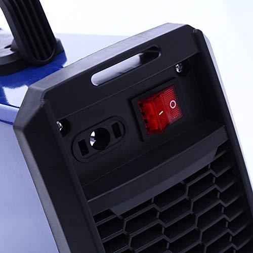 M/áquina De Soldadura IGBT MMA ARC 250 AMP Rod 250A 220V-240V Pantalla Digital LCD DC Inverter Soldador ZX7-250 Paquete Completo