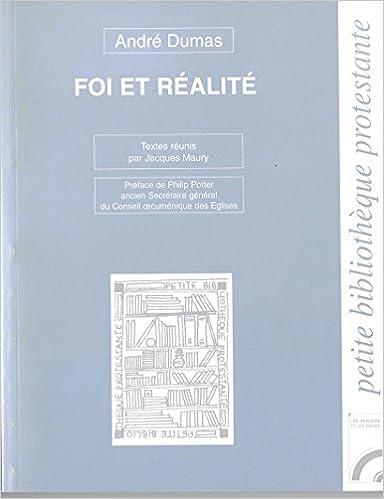 Téléchargement Foi et réalité pdf, epub ebook
