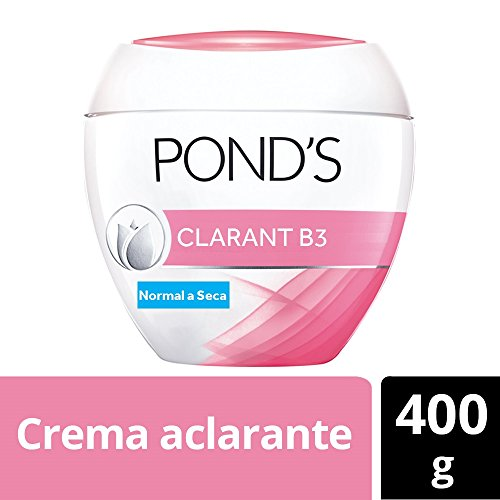 Crema Pond's Clarant B3 para piel normal a seca 400 g