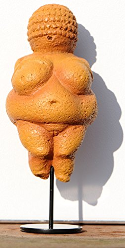 (Parastone Venus of Willendorf Prehistoric Mother Goddess Statue)