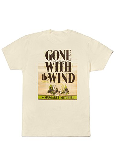 Out of Print Men's Gone with The Wind T-Shirt Medium -
