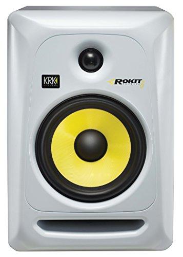 Krk Systems Rokit 6 G3 Powered Studio Monitor Spea